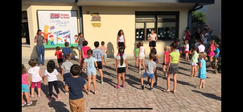 Festa di fine estate al Summer Camp